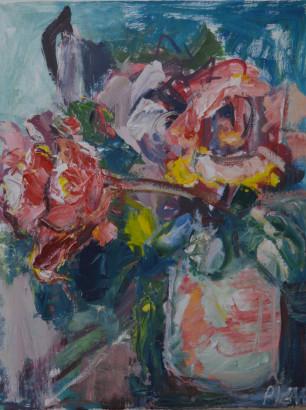 Pat Irwin - Joan's Roses