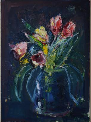 Pat Irwin - Tulips